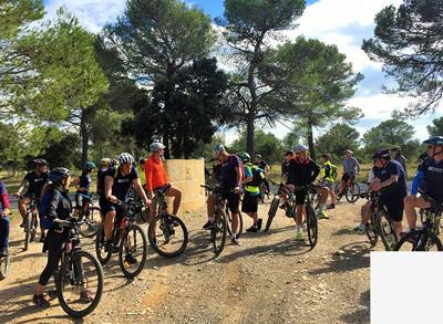 groupe entreprise - international en Vélo assistance électrique