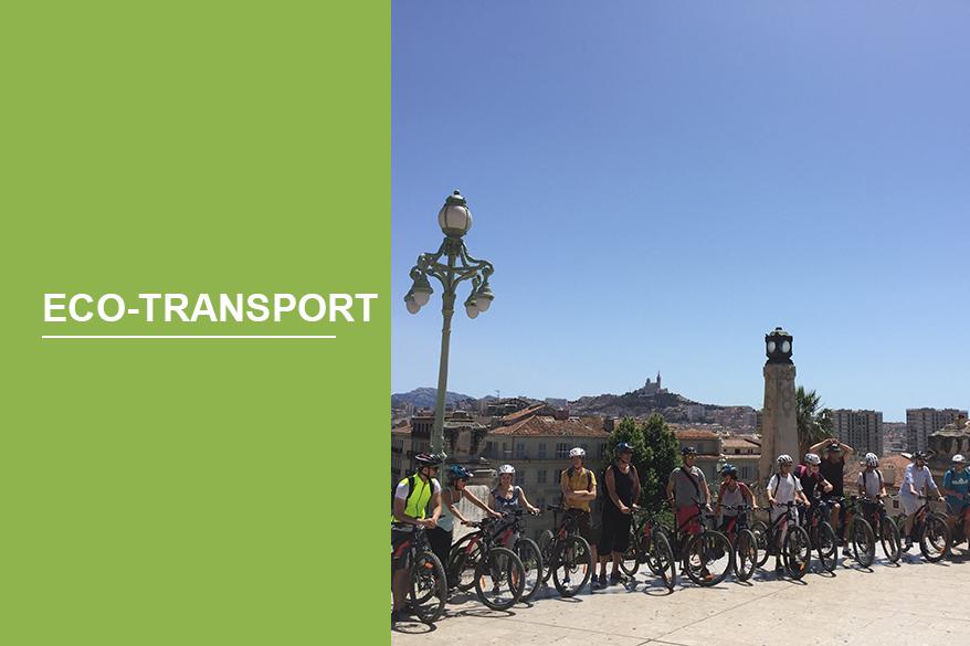 eco transport vélo électrique