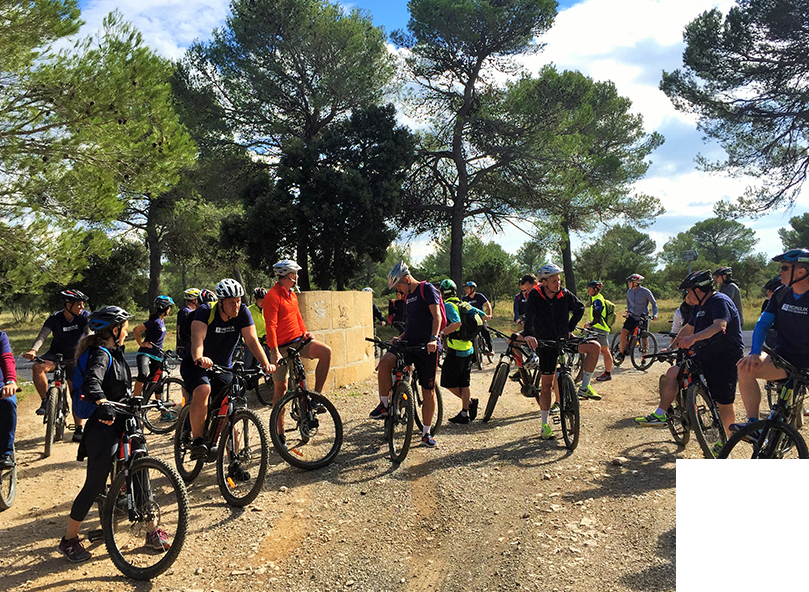 groupe international en Vélo assistance électrique